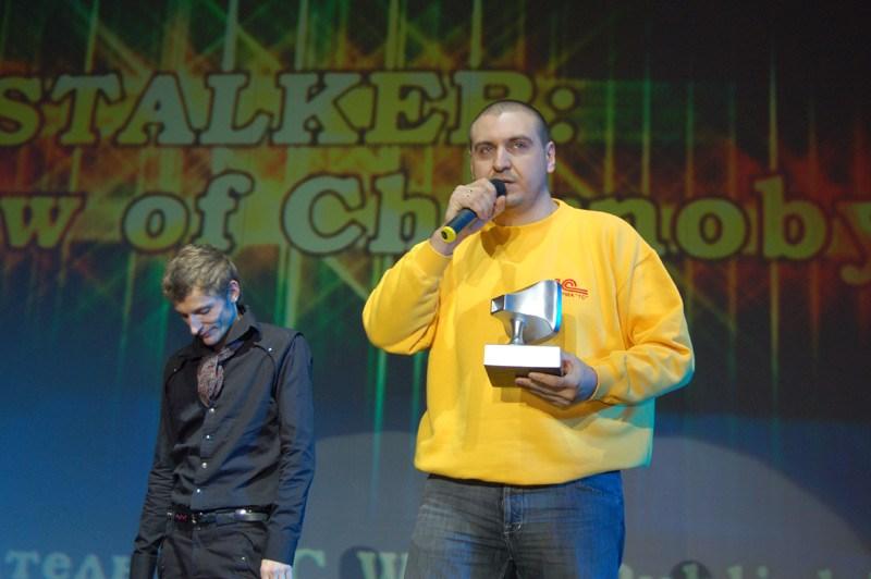 Golden joystick awards объявили о проведении онлайнового голосования по выбору лучших из лучших 2009 года